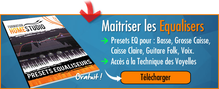 Ebook Presets Equaliseurs