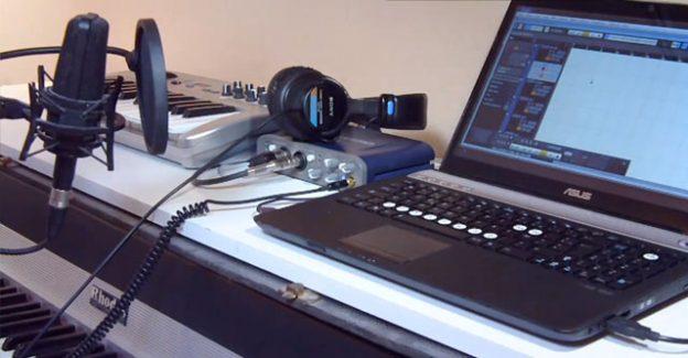 Configuration Mini-Studio